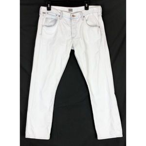 Citizen of Humanity boyfriend cropped jeans 8089